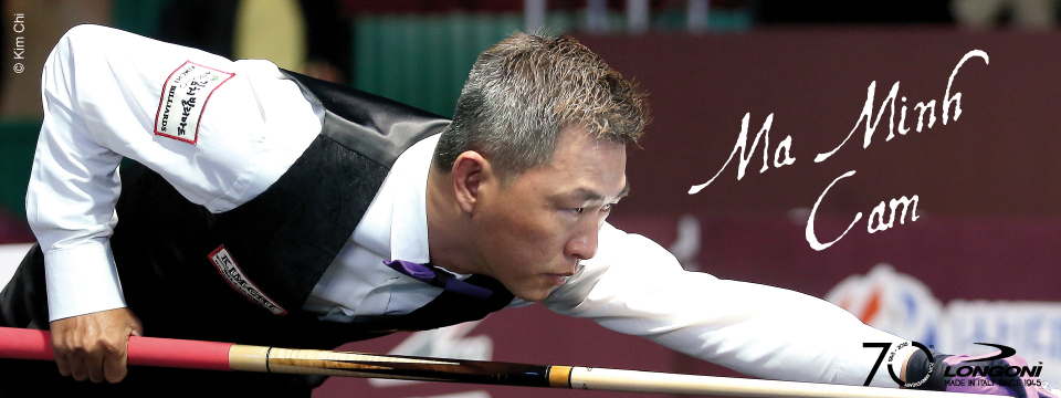 Longoni Cues Official Website - Longoni Pro Players